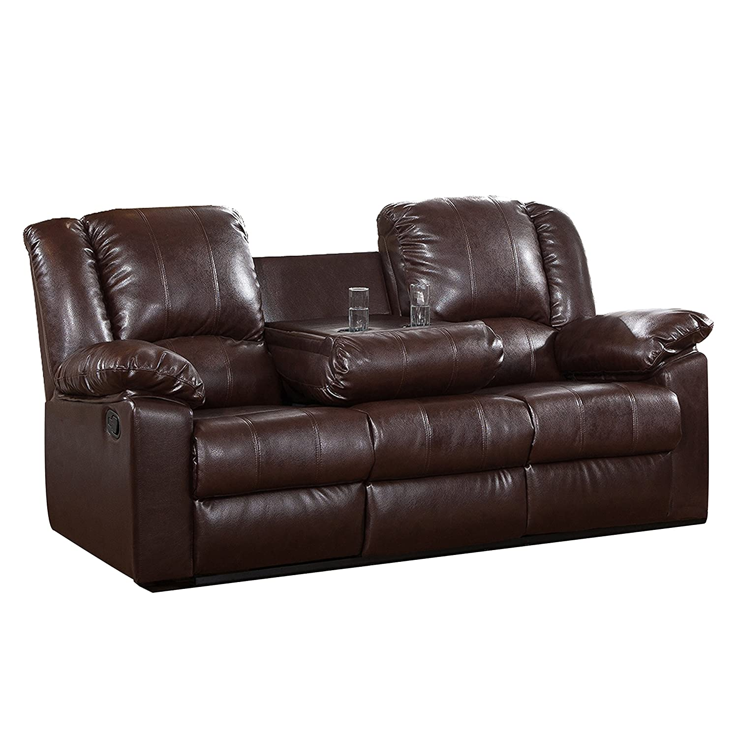 Amazon Milton Greens Stars Burgas Reclining Sofa with Drop