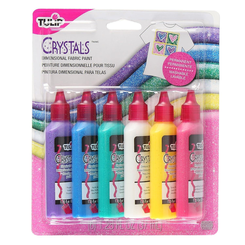 Tulip Multi Crystal Set (Pack of 6) 15552