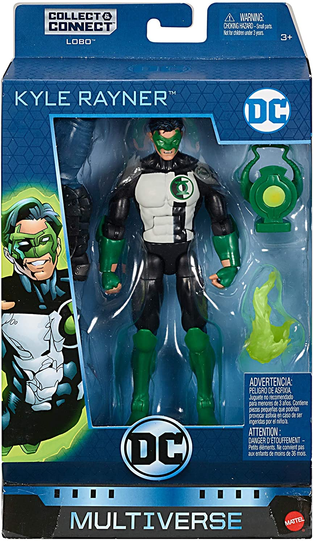 DC Multiverse CnC Lobo Set of 4 ***NEW*** Batman Beyond Kyle Rayner Kid Flash.