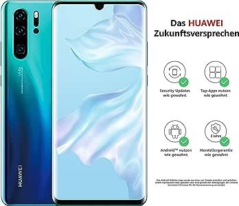 Huawei P30 Pro Dual SIM Smartphone BUNDLE 256 GB Aurora [Versión alemana]: Amazon.es: Electrónica