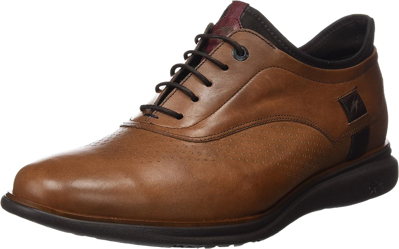 TALLA 45 EU. Fluchos- retail ES Spain Fenix, Zapatos de Cordones Oxford para Hombre