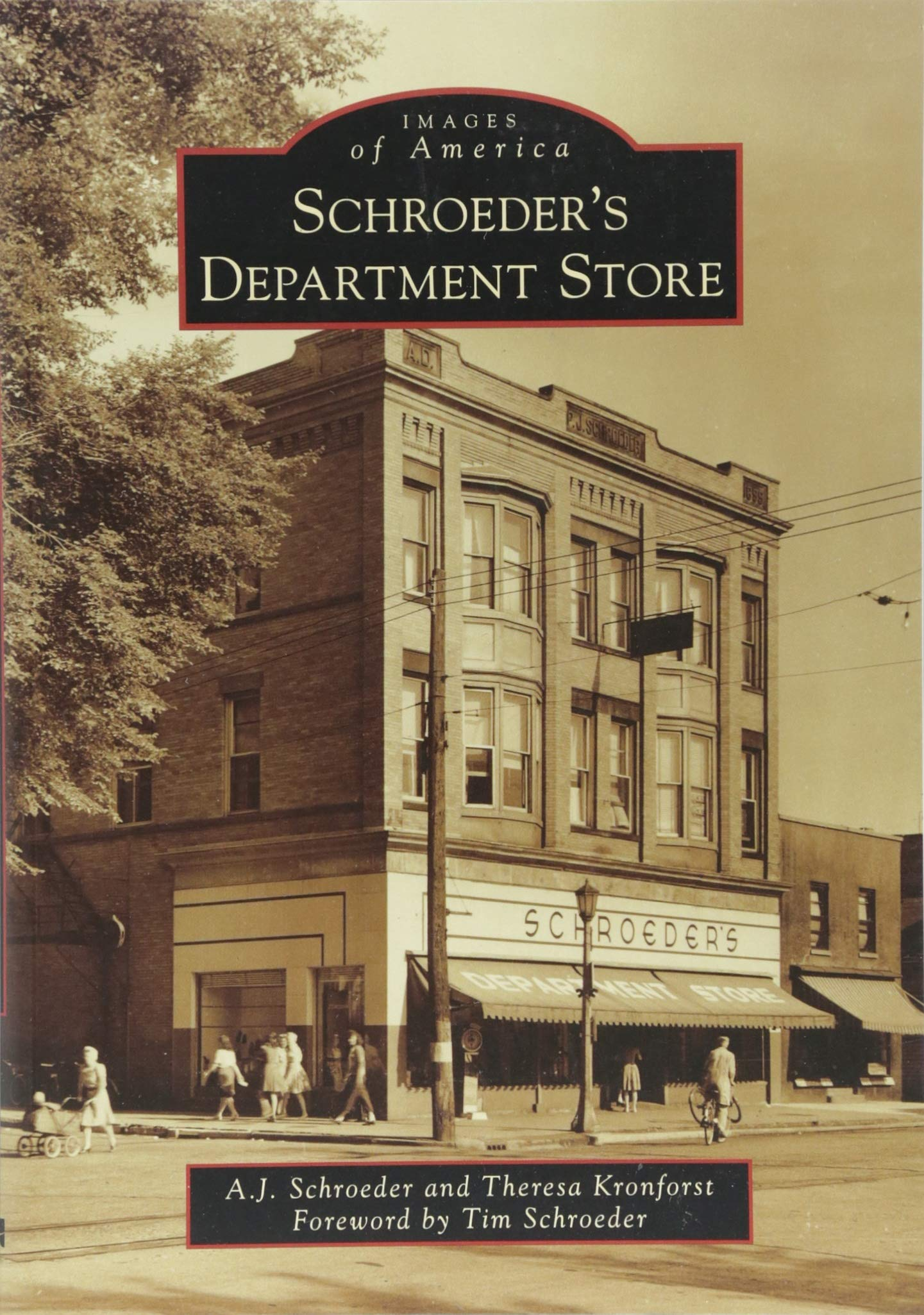 Schroeder's Department Store (Images of America) pdf epub