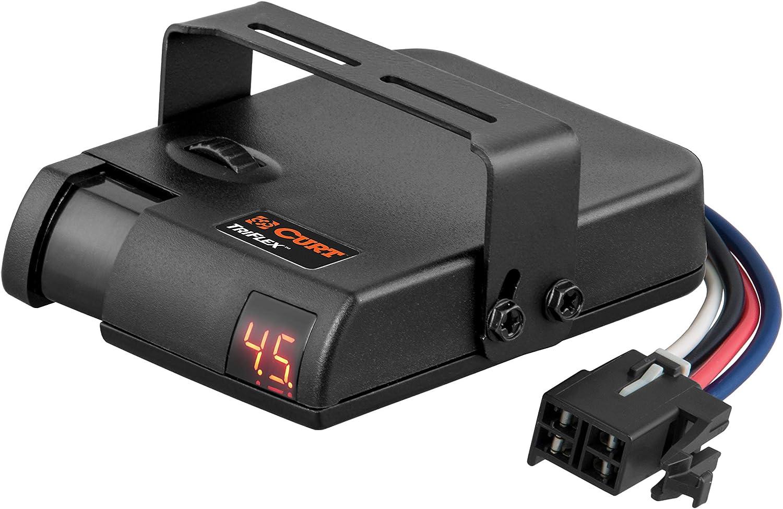 CURT 51140 TriFlex - Proportional Trailer Brake Controller