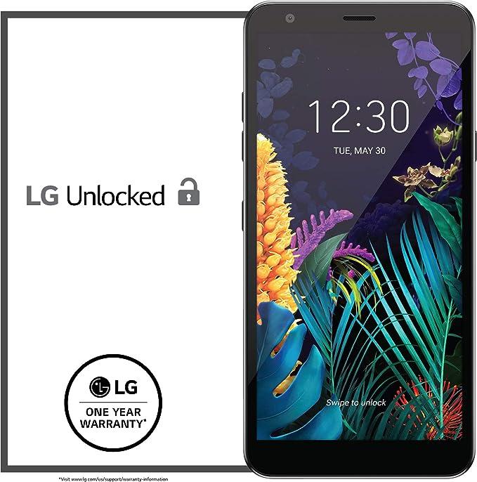LG K30 - (2019) Smartphone 16GB + 2GB Black: Amazon.es: Electrónica