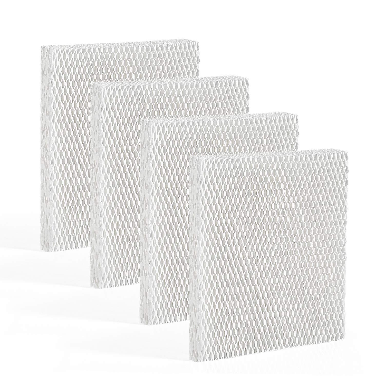 iSingo Humidifier Filter T HFT600 Humidifier Filters Compatible Honeywell Humidifier Hev615 Hev620 (4 Pack) by iSingo