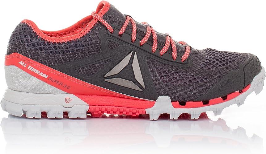Reebok BD2169, Zapatillas de Trail Running para Mujer, Gris (Ash ...