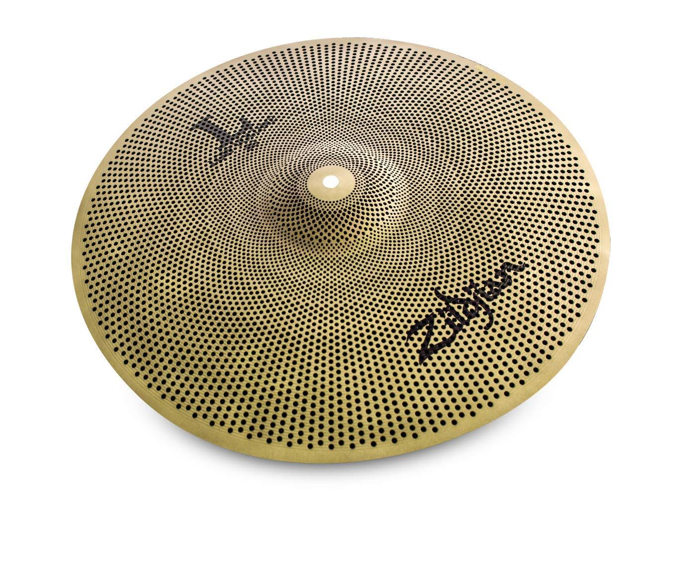 Zildjian L80 Low Volume 14/16/18 Cymbal Set by Avedis Zildjian Company (Image #4)