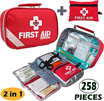 20 Pcs First Aid Water Proof Bandage Plaster Home Travel Work Emergency