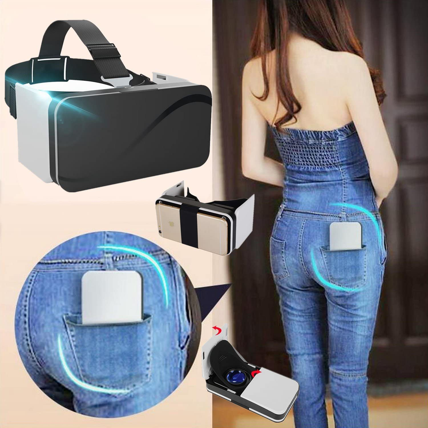 Is That a VR Headset in Your Pocket