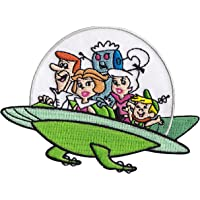 Application Jetsons Family Ship Patch