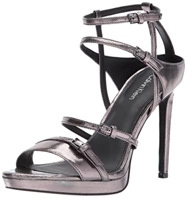 654ee2ee557 Amazon.com  Calvin Klein Women s Shantell Heeled Sandal  Shoes