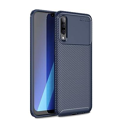 Brand Set Funda Samsung Galaxy A70,Caja Ultrafina de Fibra ...