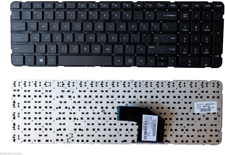 Laptop Keyboard Replacement for HP CQ57 CQ58 G4-1000 G6-1000 2000-100 2000-200 2000-300 2000T-300 2000-400 2000-340CA 2000-350US 2000-351NR 2000-352NR 2000-2d07CA 2000-2d09CA 2000-2d09WM CQ43