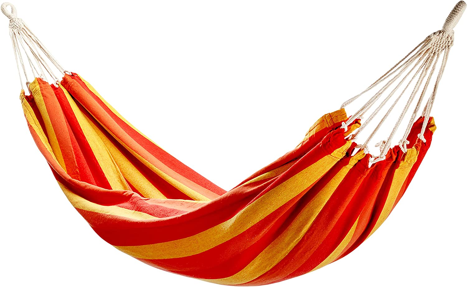220 x 110 cm incl hammock made from cotton mounting set 10T Balasso Single