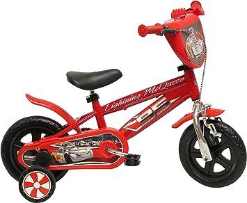 Disney 13163 Cars Cromo Bicicletas con Freno, de 10 Pulgadas ...