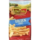 Frozen Potatoes & Onion Rings
