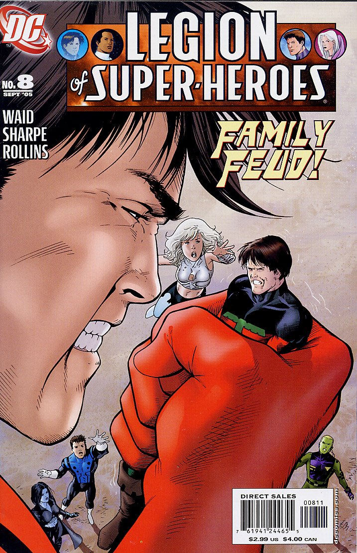 Legion of Super-Heroes #8 PDF
