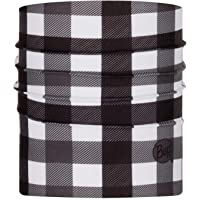 Buff Plaid Tubular Mascotas, Unisex bebé, Multi, S/M