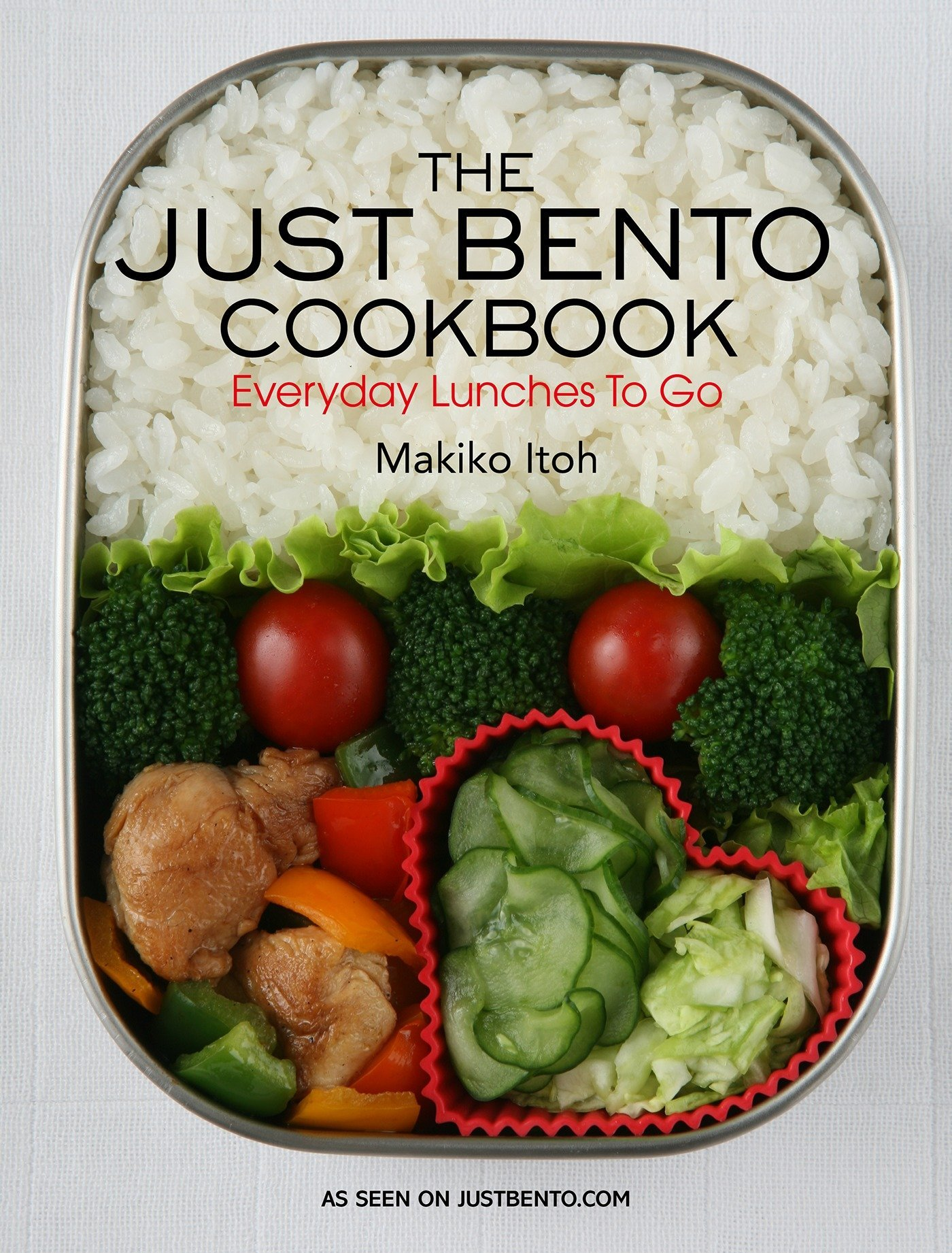 Just Bento Cookbook Everyday Lunches product image