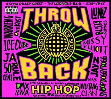 34ac212f5 Throwback Hip Hop - Ministry Of Sound  Amazon.co.uk  Music