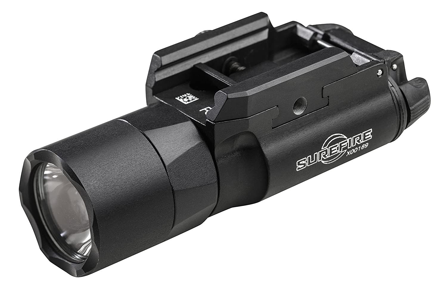 SureFire X300 Ultra LED Handgun or Long Gun WeaponLight with T-Slot Mount, Black