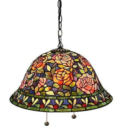 Amazon.com: Almacén de Tiffany Southern Belle Rose es-93 ...