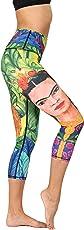 Yoga Democracy Eco-Friendly Frida Leggings (Crops)