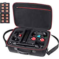 Zadii Hard Carrying Case for Nintendo Switch and Pokeball Plus