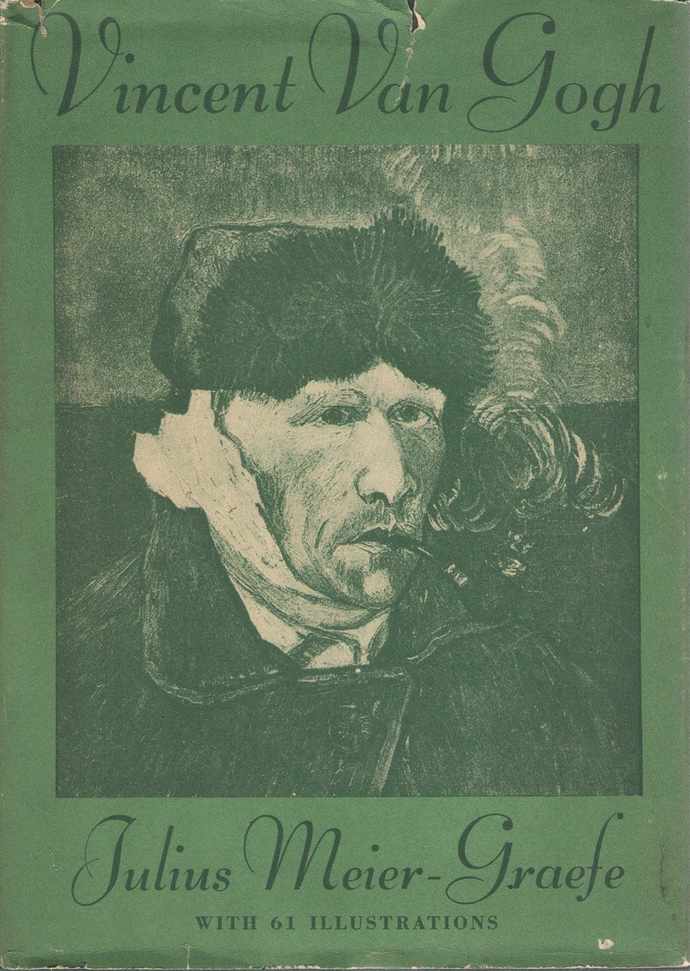 Vincent van Gogh; a biographical study, Meier-Graefe, Julius