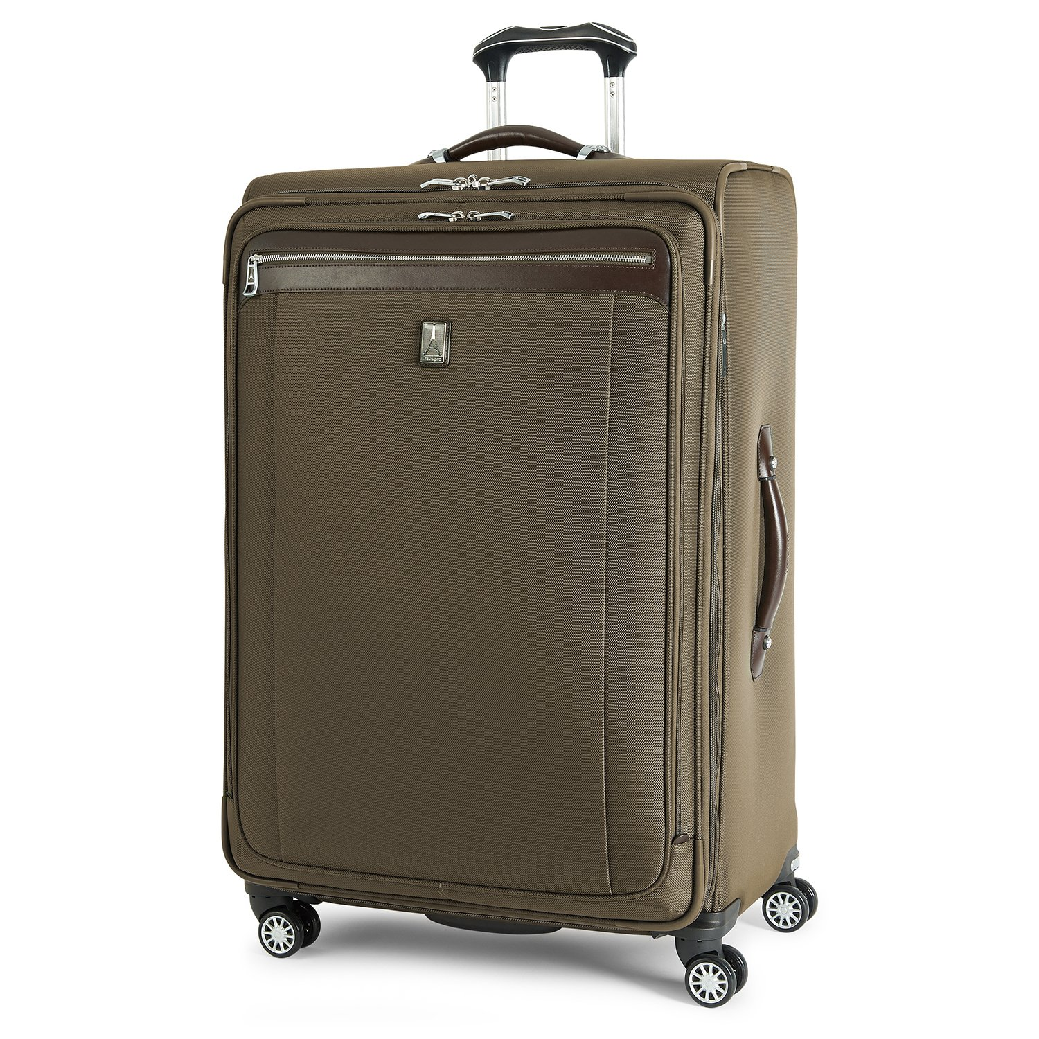 Travelpro PlatinumMagna2 Expandable Spinner Suiter Suitcase, 29-in., Black Travelpro International Inc. 409156901