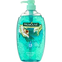 Palmolive Naturals Hydrating Soap Free Body Wash Sea Minerals with Moisture Beads 1L
