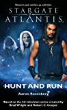 STARGATE ATLANTIS: Hunt and Run