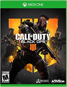 Call of Duty: Black Ops 4 - Xbox One Standard Edition     - Amazon com
