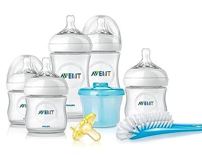 Philips Avent Natural Newborn Baby Bottle Starter Set