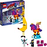 LEGO The LEGO Movie 2 Introducing Queen Watevra Wa'Nabi 70824 Build and Play Kit Creative Building Playset for Girls and Boys