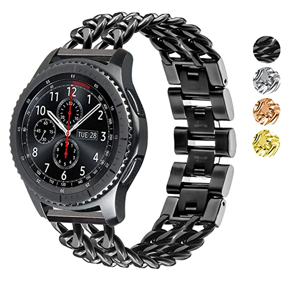 Amazon.com: DELELE for Samsung Gear S3 Frontier/Classic ...