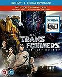 Transformers: The Last Knight (Blu-RayTM + Bonus Disc + Digital Download) [2017] [Region Free]
