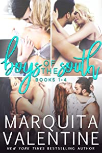 Boys of the South Bundle: Books 1-4