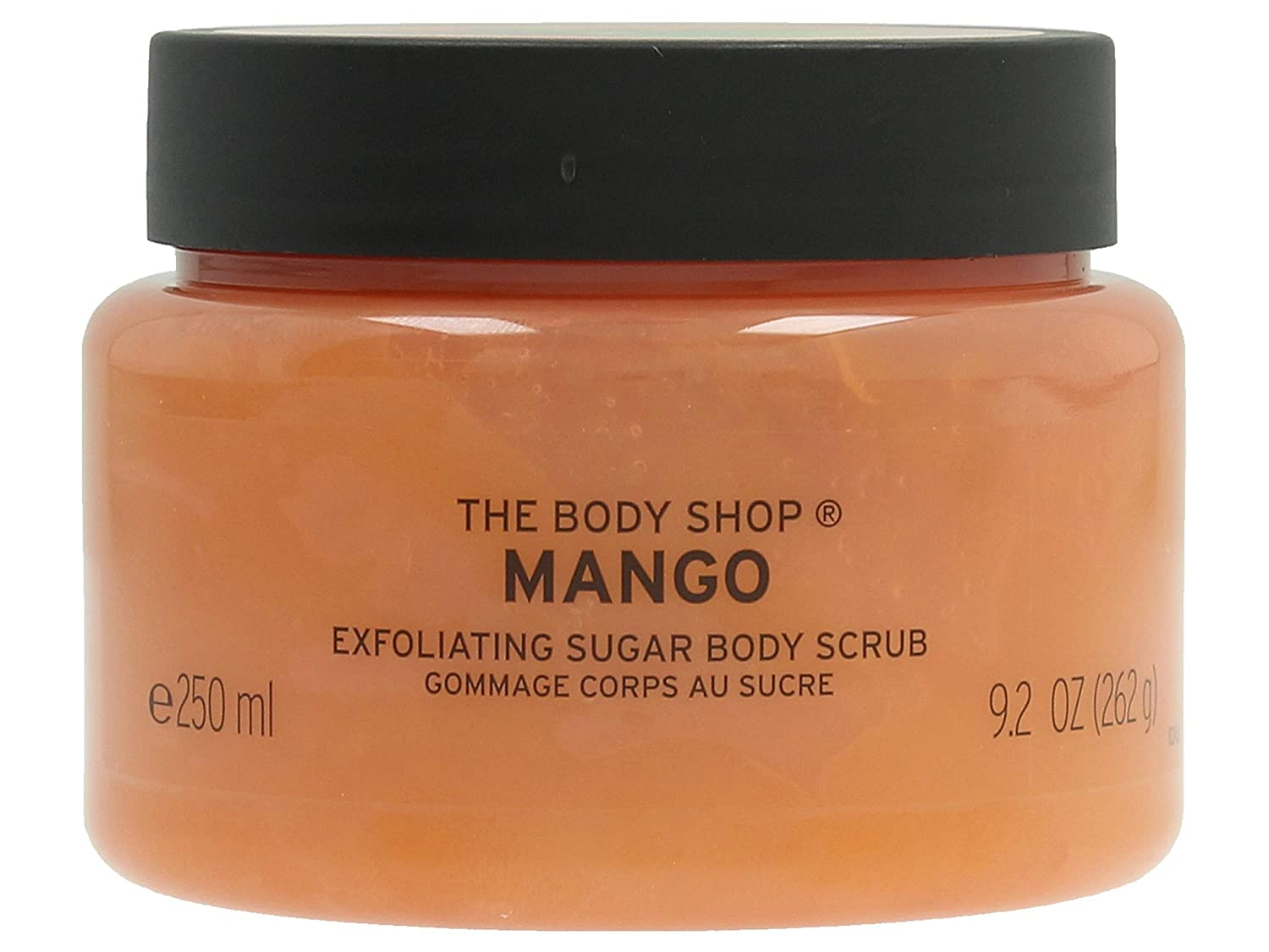 The Body Shop Body Scrub Mango Sugar, 1er Pack (1 x 250 ml) C-TB-009-16