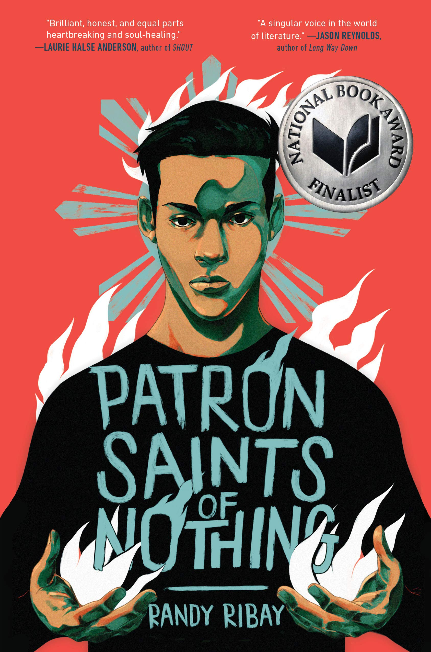 Image result for patron saint nothing cover