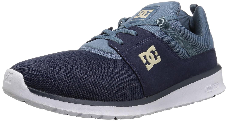 DC Men's Heathrow Casual Skate Shoe B0758Y3149 6.5 D D US|Navy/Khaki