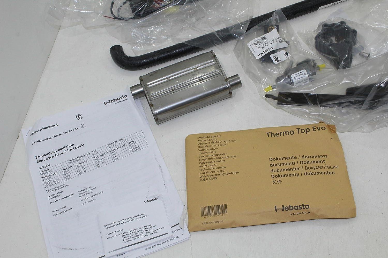 /Webasto Thermo Top Evo 5/ 1316617//°C GLK 12/V Diesel 220/Heater 250/CDI Unbekannt/