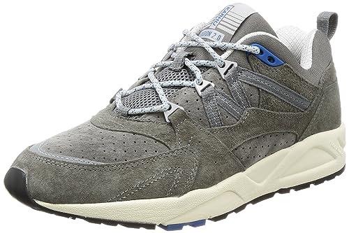Karhu - Zapatillas de Ante para Hombre Gris Charcoal Gray Gris Size: 43.5: Amazon.es: Zapatos y complementos