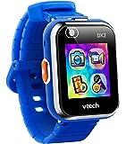 VTech Kidizoom DX2 - Electrónica para niños (Kids smartwatch, Blue, Splash Proof, Buttons, 5 yr(s), Boy/Girl)