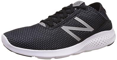 New Balance Women's Vazee Coast v2 Running Shoe, Black/White, ...