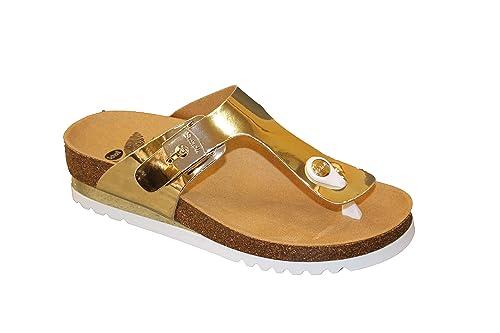 Zapatos dorados Scholl Scholl Scholl para mujer wSSwcPMC jamiihalisi 417175