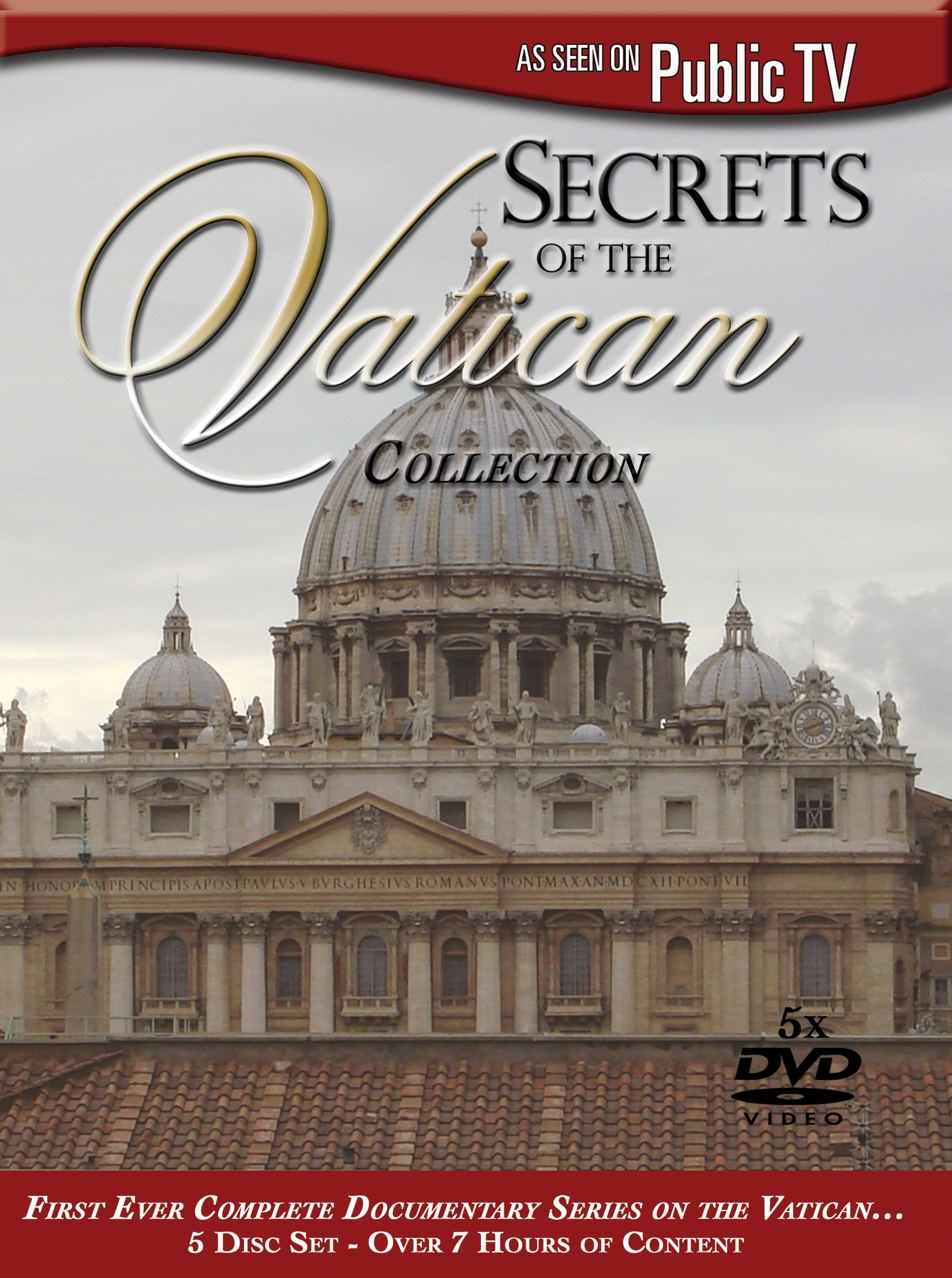 Secrets of the Vatican Collection