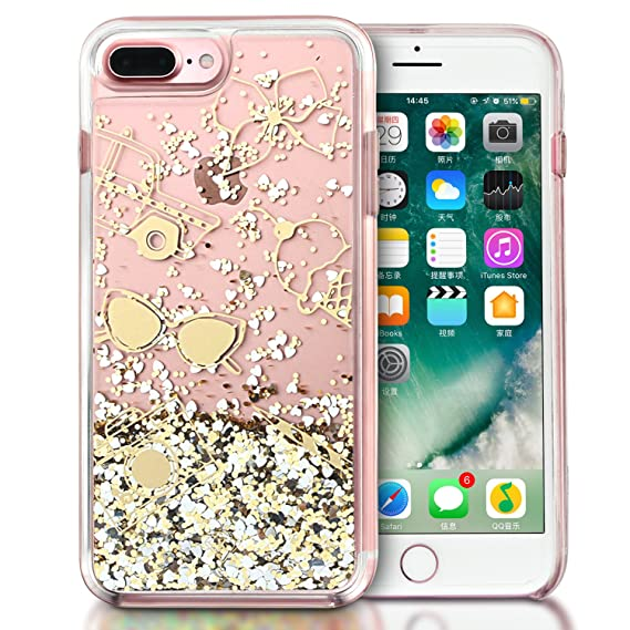 glitter phone case iphone 8 plus
