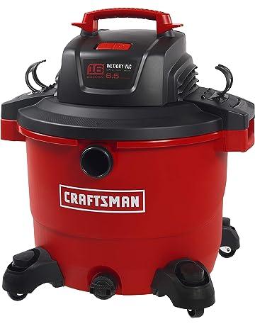 9624f2d2915 CRAFTSMAN 17595 16 Gallon 6.5 Peak HP Wet Dry Vac