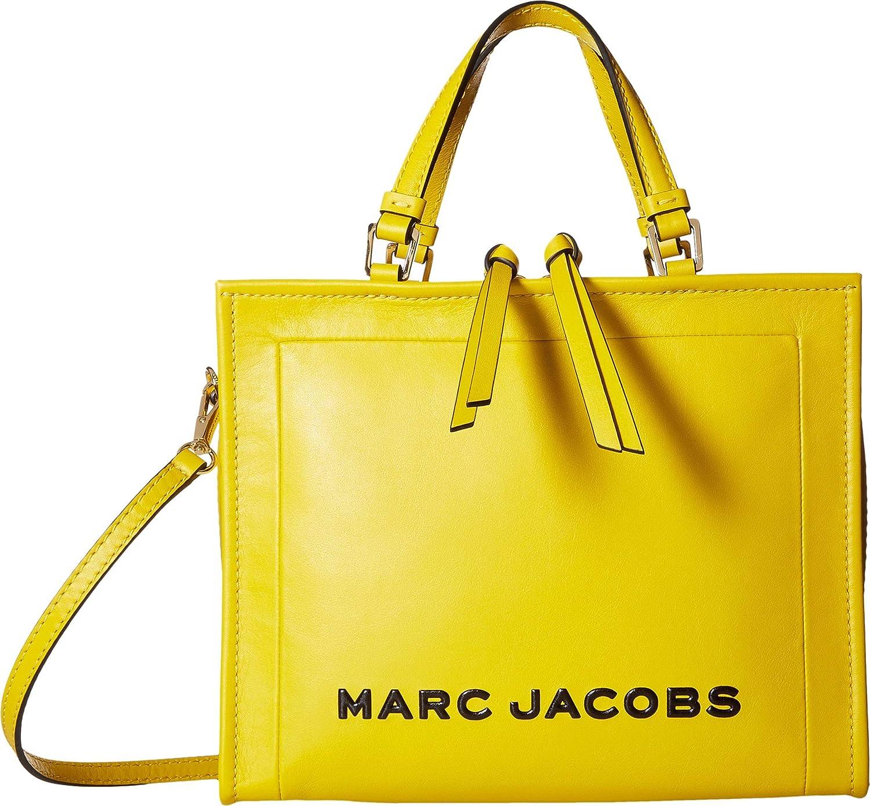 Amazon.com  Marc Jacobs Women s The Box Shopper 29 Ceylon Yellow One Size   Shoes 677a53e18c0ad